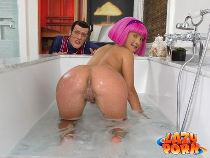 Free Fake Nude Lazy Town