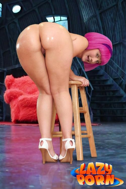 Stephanie Lazy Town Naked