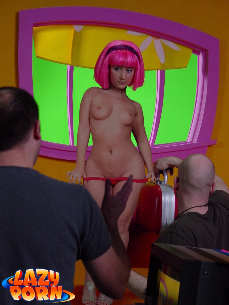 lazy town stephanie panties