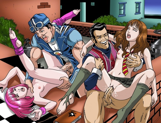 Lazy Town Nudes